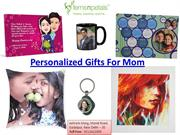 Personalised gifts for mom