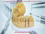 Hire Cupertino Family & Cosmetic Dentistry for Effective Root Canal Th
