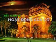 HOAT DONG CUA CO