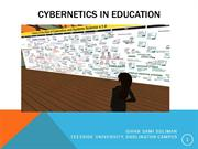 Cybernetics in Education