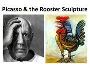 Picasso & the Rooster