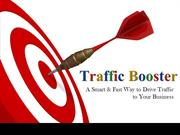 Traffic Booster – Social Media Marketing Campaign to Get More Leads
