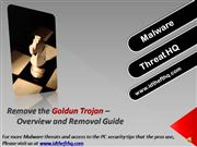 Remove Goldun - Overview & Removal Guide