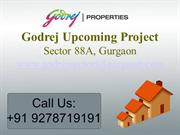 Godrej Upcoming Project Sector 88A - Godrej Oasis