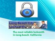 The Most Reliable Locksmith in Long Beach, Locksmith