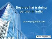 Best red hat training partner in India
