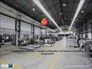 CS Aerotherm - Exporters of Commercial Bakery Equipments