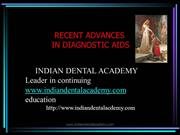 3 D FACIAL IMAGING/orthodontic courses