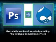Benefits of Availing PSD  to Drupal Conversion Services