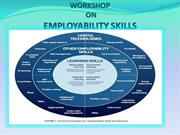 EMPLOYABILITY SKILLS TRAINING PROGRAM.............