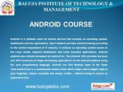 BALUJA LABS_ANDROID