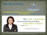 Cross Border Recruitment- Right Step Consulting