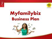 Myfamilybiz  Business Opportunity Presentation (Part-II)