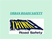 URBAN ROADS SAFETY