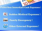 Get Immediate Cash without Showing the Credit Records