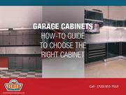 Custom Storage Cabinets in Denver – Zenith Home Cabinets