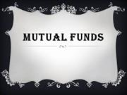 MUTUAL FUNDS PPT - Copy