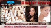 London professional makeup school