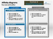 Powerpoint Affinity Diagrams