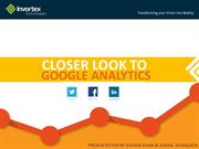 Closer look to Google Analytics | Uses Of Google Analytics |