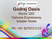 Godrej Oasis Godrej Upcoming Project Sector 88A Residential Apartments