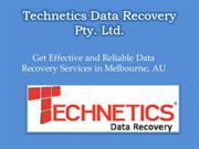 Data Recovery Experts in Melbourne
