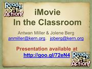 iMovie in the Classroom-1