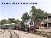 Train Africa de sud PRIDE of AFRICA