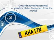 Go for innovative personal number plates _PremierPlates