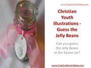 Christian Youth Illustrations - Guess the Jelly Beans