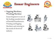 Tapping Machine,Winding Machine Manufacturer and Supplier