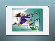 urinary incontinence powerpoint