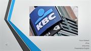 Slidecast KBC GROUP
