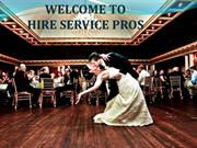 One-Stop-Solution for All Your Wedding Arrangement Needs! – Hire Servi