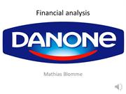 Financial analysis_Danone_Mathias_Blomme_2AF3