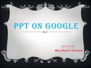 Ppt on google