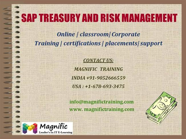 Sap Trm Online Training And Certification Authorstream