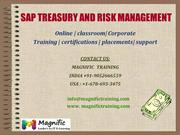 sap trm online training and certification