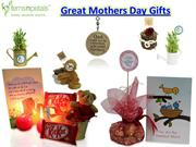 Mothers Day Gift Delivery