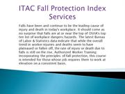 ITAC Fall Protection Index Services