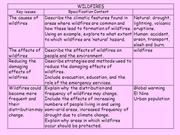 2014 McAuley Wildfires Revision Session