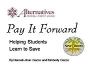 Gazzo Pay It Forward video