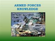 ARMED FORCES KNOWLEDGE