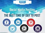 Social Media Posting: The Best Time of Day to Post