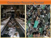 Computer Recycling Tampa