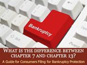 What is the Difference Between Chapter 7 and Chapter 13?