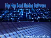 Hip Hop Beat Making Software