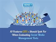 10 Features CEO's Should Look For Social Media Management Tools