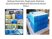 BioSeven Panel tank, Tangki panel, Roof tank, SquareCylinder bolted ta