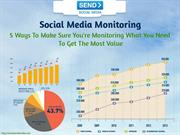Social Media Monitoring: 5 Ways To Make Sure You're Monitoring